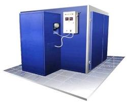 Оборудование для порошковой окраски активно внедряется на производстве
